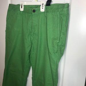 H&M green pants